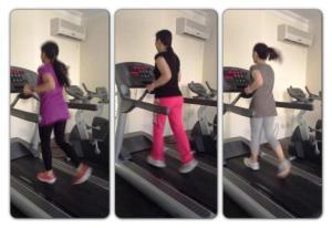 Gym Buddies in Action