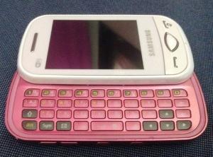 My Samsung Corby GT-B3410W