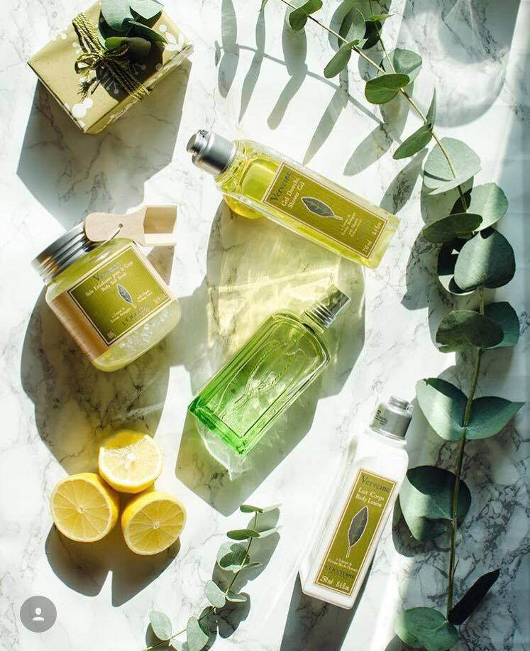 L'occitane's Verveine Collection