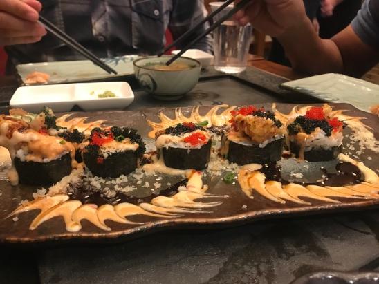 Dragon Sushi (?)