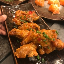 Candy Chicken Wings
